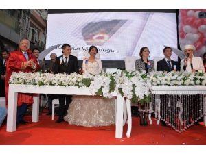 Mersin Büyükşehir Belediyesi Toplu Nikah Törenine Hazırlanıyor