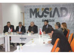 Mardin'de Yeni Fabrikalar Kurulacak