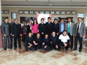 Özel Servergazi liselerinden 11 öğrenci bilim milli takımına davet edildi