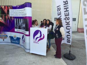 Kadın mahkumlara, tahliye sonrası için rehabilitasyon
