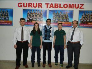 Özel Ergin Koleji TEOG'da 2 Türkiye birincisi çıkardı