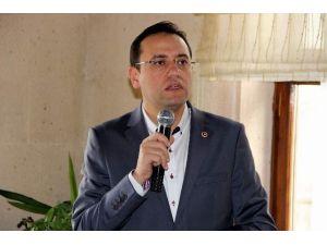 AK Parti Nevşehir Millevekili Gizligider: