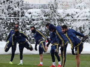 Fenerbahçe, Tuzlaspor Maçı Hazırlıklarına Başladı