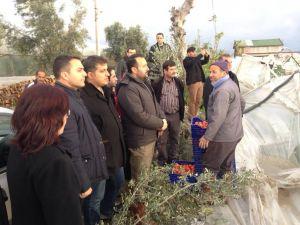 CHP'li Kara: Hortum 15 milyon liralık zarara neden oldu