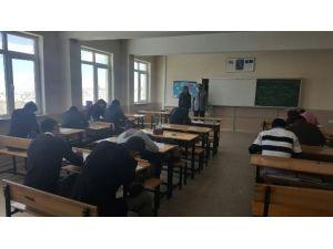 Diyadin'de TEOG Ve YGS Deneme Sınavı Yapıldı