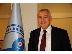 Aesob Başkanı Sevimçok'tan Çalışan Emekli Esnafa Müjde