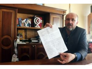 Şereflikoçhisar'da Dershane Müdüründen Gazeteciye Tehdit