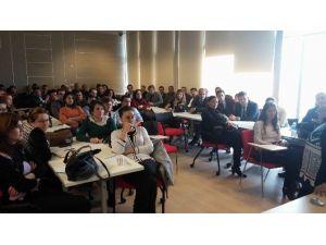 Teski Personeline Temel Afet Bilinci Eğitimi