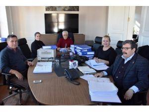 Şeffaf Belediyecilik Yolunda Denetim Kurulu Hesapları İncelemeye Başladı