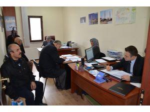 Nevşehir'de hac ön kayıtları başladı