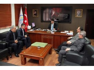 DGC'den Başkan Subaşıoğlu'na Ziyaret