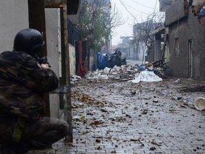 Cizre ve Sur'da etkisiz hale getirilen terörist sayısı 455 oldu