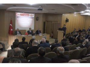 Adana'da 606 Kamu Projesinin 247'si Tamamlandı