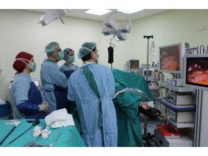 Çanakkale Devlet Hastanesinde Tüp Mide Ameliyatı