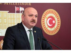 """AK Partili Gündoğdu: """"Diktatörlük İle İlgili CHP Kendi Tarihine Baksın"""""""