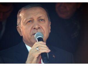 Cumhurbaşkanı Erdoğan Antalya'da (1)