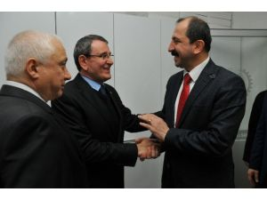 AK Parti'den Samsun TSO'ya Ziyaret