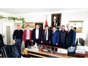 Birsen'den Ziraat Odası'na Ziyaret