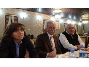 Namiye Sınırkaya Erzurum Elektrik Mühendisleri Odası Temsilcisi Oldu
