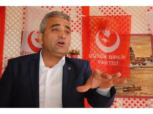 BBP'li Çayır: İktidar, terör örgütünü sözde çözüm süreciyle canlandırdı