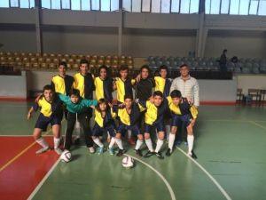 Çeşmeli Öğrenciler Futsal'da Finale Kaldı