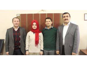 Fatih İmam Hatip Ortaokulu'ndan Türkiye Birincisi
