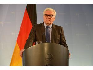 Steinmeier: Mülteci akınının anahtarı Türkiye'de