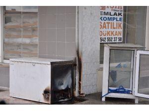 Yangın Ucuz Atlatıldı