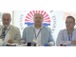 Siad'dan STK Ve Odalara Açık Çağrı