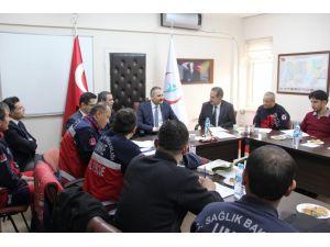 UMKE'den bölgesel toplantı