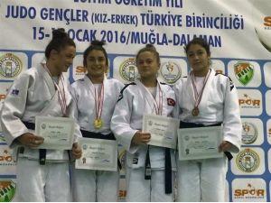 Bartınlı Judocu Türkiye Şampiyonu Oldu