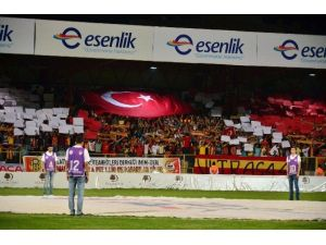 Alima Yeni Malatyaspor - Gaziantep Büyükşehir Maçının Biletleri Satışta