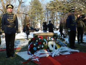 Kosova İçin Hayatını Kaybeden Slovak Askerler Unutulmadı