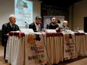 Öğretmen Nurettin Topçu Edirne'de Anlatıldı