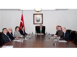 Çankaya Köşkü'nde Kritik Toplantı