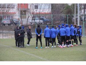 Karabükspor, Beşiktaş Maçı Hazırlıklarını Tamamladı