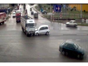 Uşak'ta Trafik Kazaları Mobeselere Yansıdı