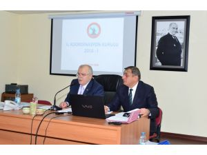 Vali Şentürk: Kırşehir'de 261 projenin toplam maliyeti 1 milyar 188 milyon lira