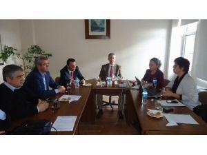Kırklareli Gıda Tarım Ve Hayvancılık Müdürlüğü İl Teknik Komitesi Toplantısı