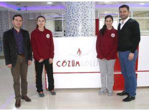 Yozgat Çözüm Koleji TEOG Sınavında Türkiye Birincisi Çıkardı