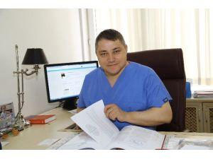 ERÜ Tıp Fakültesi Üroloji Anabilim Dalı Öğretim Üyesi Doç. Dr. Abdullah Demirtaş: