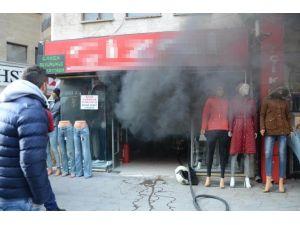 Ereğli'de İş Yerinde Yangın