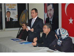 Kahta'nın Sorunları Ankara'ya Taşındı