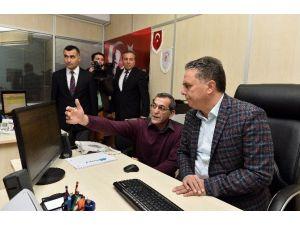 Muratpaşa'da 316 Araç 7 Gün 24 Saat Takip Ediliyor