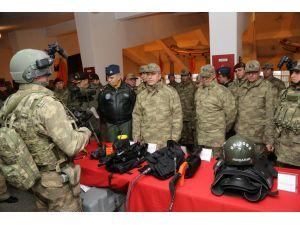 Genelkurmay Başkanı Akar, terör olayları tatbikatını izledi