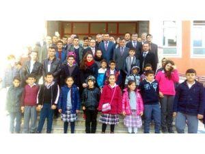 Beyşehir'de Okul Meclis Başkanlarıyla İstişare Toplantısı