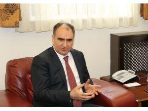 Isparta Valisi Özkan'dan 2015 Değerlendirmesi