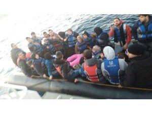 Antalya'da Ocak Ayında 295 Göçmen Yakalandı