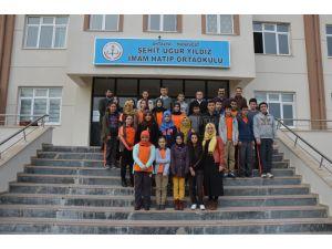 36 imam hatip öğrencisi PTS'de Antalya'da ilk 50'ye girdi