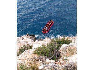 Antalya'da 20 günde 295 mülteci yakalandı